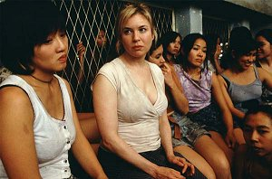 Bridget Jones in jail