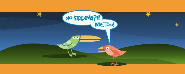 Me too birds