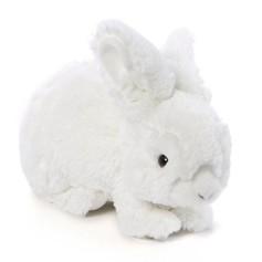 white-bunny